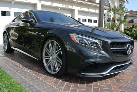 2015 Mercedes-Benz S-Class for sale at Newport Motor Cars llc in Costa Mesa CA