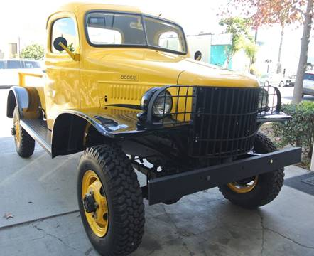 1942 Dodge Ram Wagon for sale at Newport Motor Cars llc in Costa Mesa CA