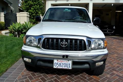 2001 Toyota Tacoma for sale at Newport Motor Cars llc in Costa Mesa CA
