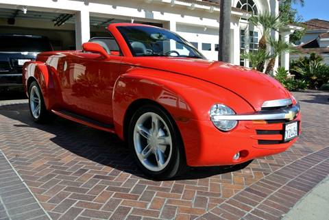 2005 Chevrolet SSR for sale at Newport Motor Cars llc in Costa Mesa CA
