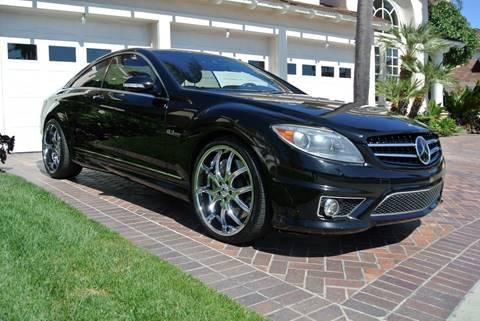 2008 Mercedes-Benz CL-Class for sale at Newport Motor Cars llc in Costa Mesa CA