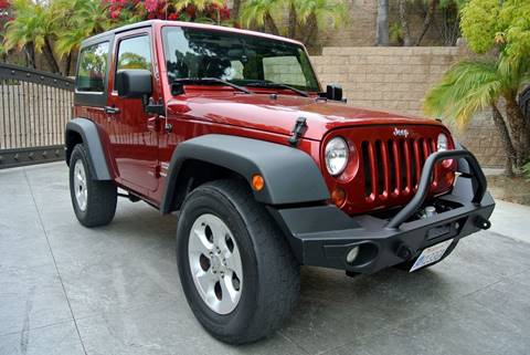 2012 Jeep Wrangler for sale at Newport Motor Cars llc in Costa Mesa CA