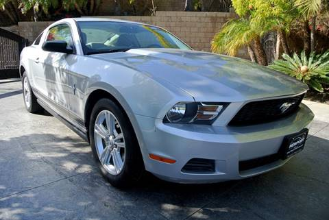 2010 Ford Mustang for sale at Newport Motor Cars llc in Costa Mesa CA
