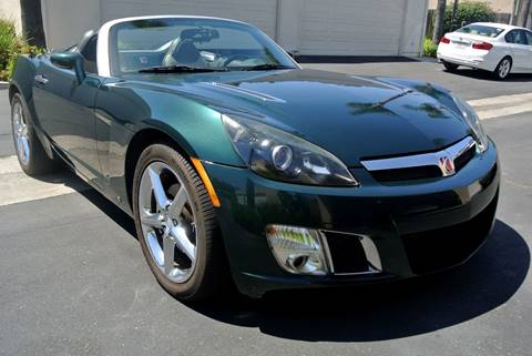 Elegant 2008 Saturn SKY For Sale In Costa Mesa, CA