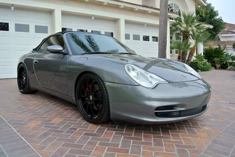 2003 Porsche 911 for sale at Newport Motor Cars llc in Costa Mesa CA
