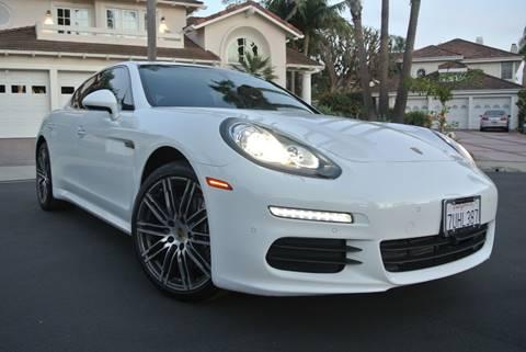 2015 Porsche Panamera for sale at Newport Motor Cars llc in Costa Mesa CA