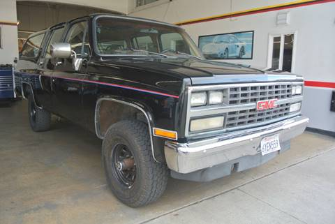 1990 GMC Suburban for sale in Costa Mesa, CA