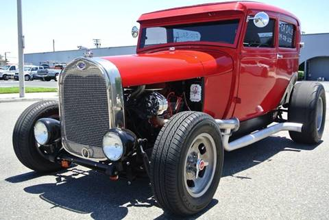 1929 Ford Model A for sale at Newport Motor Cars llc in Costa Mesa CA