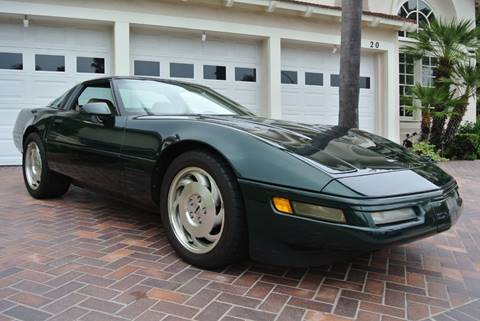 1994 Chevrolet Corvette for sale at Newport Motor Cars llc in Costa Mesa CA