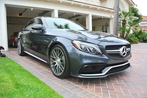 2016 Mercedes-Benz C-Class for sale at Newport Motor Cars llc in Costa Mesa CA