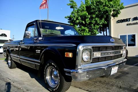 1969 Chevrolet C/K 10 Series for sale at Newport Motor Cars llc in Costa Mesa CA