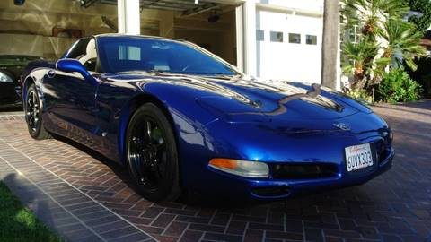 2003 Chevrolet Corvette for sale at Newport Motor Cars llc in Costa Mesa CA