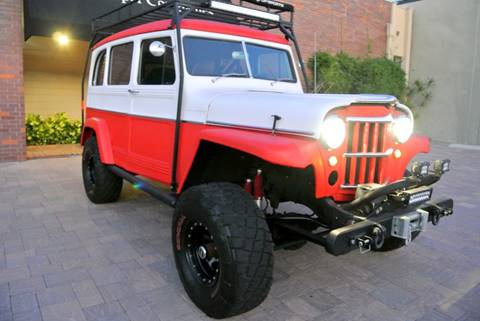 1954 Willys Jeep for sale at Newport Motor Cars llc in Costa Mesa CA