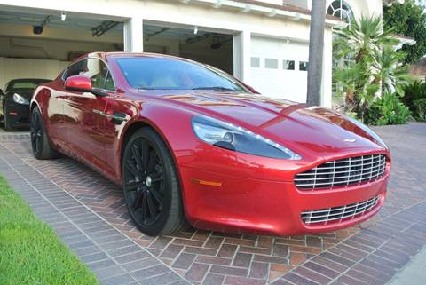 2011 Aston Martin Rapide for sale at Newport Motor Cars llc in Costa Mesa CA
