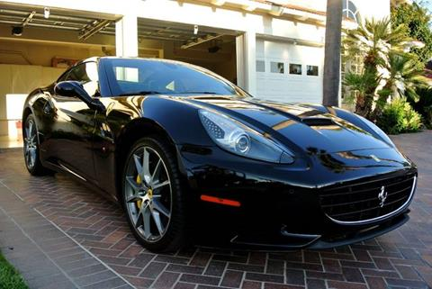 2014 Ferrari California for sale at Newport Motor Cars llc in Costa Mesa CA