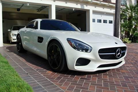 2017 Mercedes-Benz AMG GT for sale at Newport Motor Cars llc in Costa Mesa CA