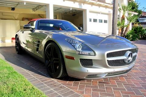 2012 Mercedes-Benz SLS AMG for sale at Newport Motor Cars llc in Costa Mesa CA