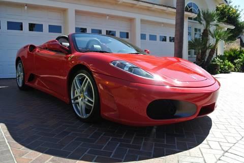 2005 Ferrari F430 for sale at Newport Motor Cars llc in Costa Mesa CA