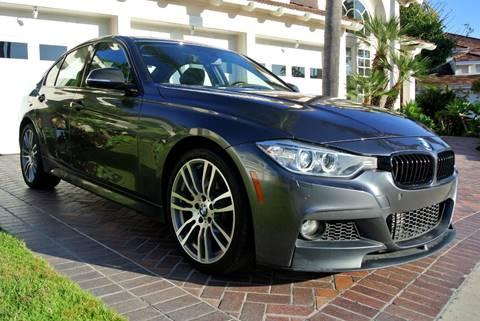 2015 BMW 3 Series for sale at Newport Motor Cars llc in Costa Mesa CA