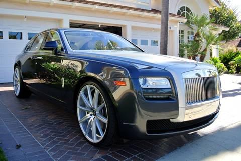 2013 Rolls-Royce Ghost for sale at Newport Motor Cars llc in Costa Mesa CA