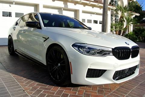 2019 BMW M5 for sale at Newport Motor Cars llc in Costa Mesa CA