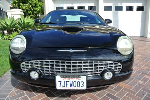 2003 Ford Thunderbird for sale at Newport Motor Cars llc in Costa Mesa CA