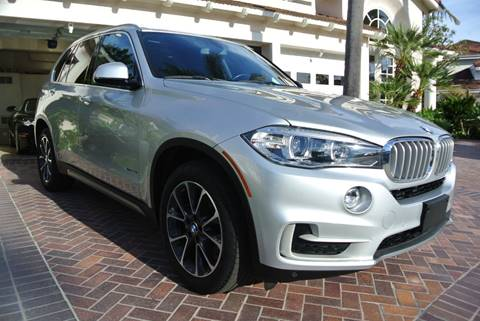 2017 BMW X5 for sale at Newport Motor Cars llc in Costa Mesa CA