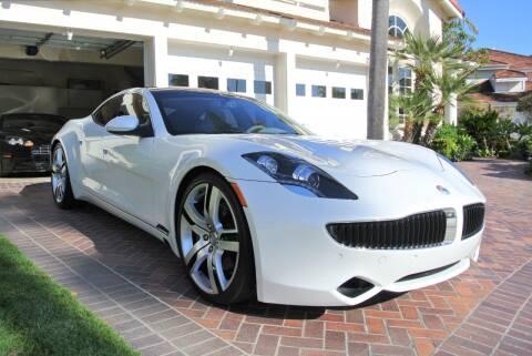 2012 Fisker Karma for sale at Newport Motor Cars llc in Costa Mesa CA