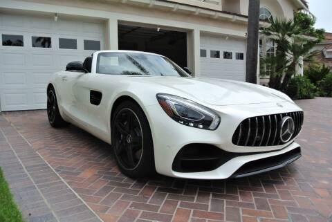2018 Mercedes-Benz AMG GT for sale at Newport Motor Cars llc in Costa Mesa CA