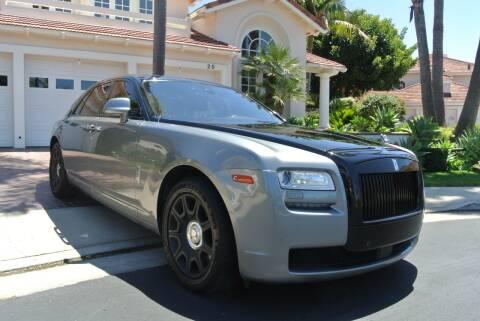 2014 Rolls-Royce Ghost for sale at Newport Motor Cars llc in Costa Mesa CA