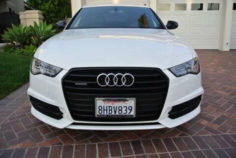 2018 Audi A6 for sale at Newport Motor Cars llc in Costa Mesa CA