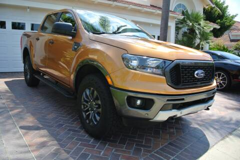2019 Ford Ranger for sale at Newport Motor Cars llc in Costa Mesa CA