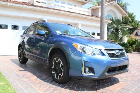 2017 Subaru Crosstrek for sale at Newport Motor Cars llc in Costa Mesa CA