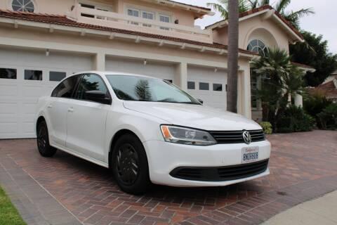2011 Volkswagen Jetta for sale at Newport Motor Cars llc in Costa Mesa CA