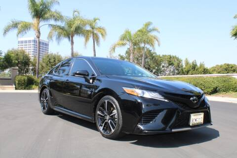2018 Toyota Camry for sale at Newport Motor Cars llc in Costa Mesa CA