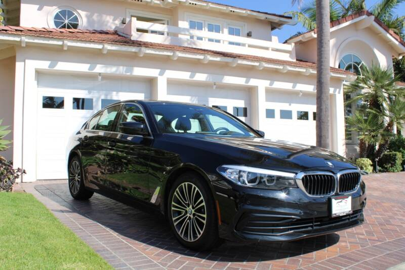2019 BMW 5 Series for sale at Newport Motor Cars llc in Costa Mesa CA