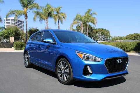 2018 Hyundai Elantra GT for sale at Newport Motor Cars llc in Costa Mesa CA