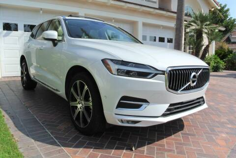 2018 Volvo XC60 for sale at Newport Motor Cars llc in Costa Mesa CA