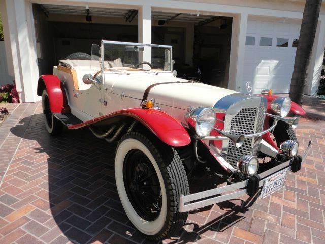 1929 Mercedes-Benz Gazelle for sale at Newport Motor Cars llc in Costa Mesa CA