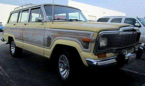1980 Jeep Wagoneer for sale in Costa Mesa, CA