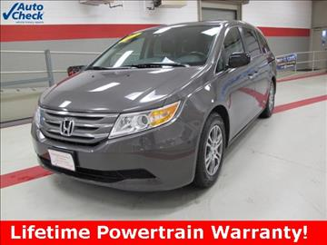 2013 Honda Odyssey for sale in Racine, WI