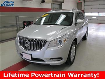 2013 Buick Enclave for sale in Racine, WI