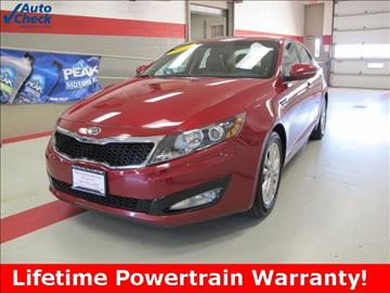 2012 Kia Optima for sale in Racine, WI