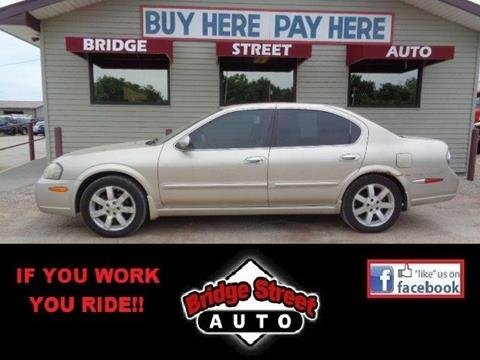 2003 Nissan Maxima for sale in Lexington, NE