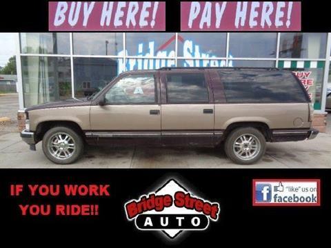 1996 Chevrolet Suburban for sale in Lexington, NE