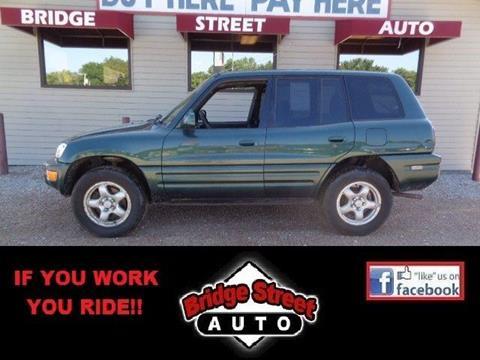 2000 Toyota RAV4 for sale in Lexington, NE