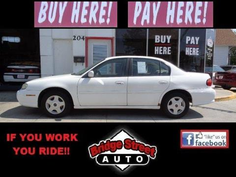 2001 Chevrolet Malibu for sale in Lexington, NE
