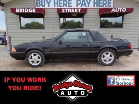 1992 Ford Mustang for sale in Lexington, NE