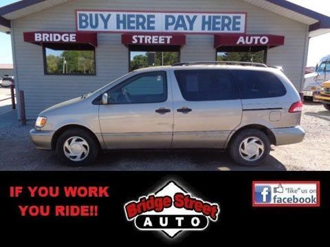 2002 Toyota Sienna for sale in Lexington, NE