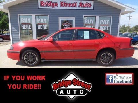 2003 Chevrolet Impala for sale in Lexington, NE
